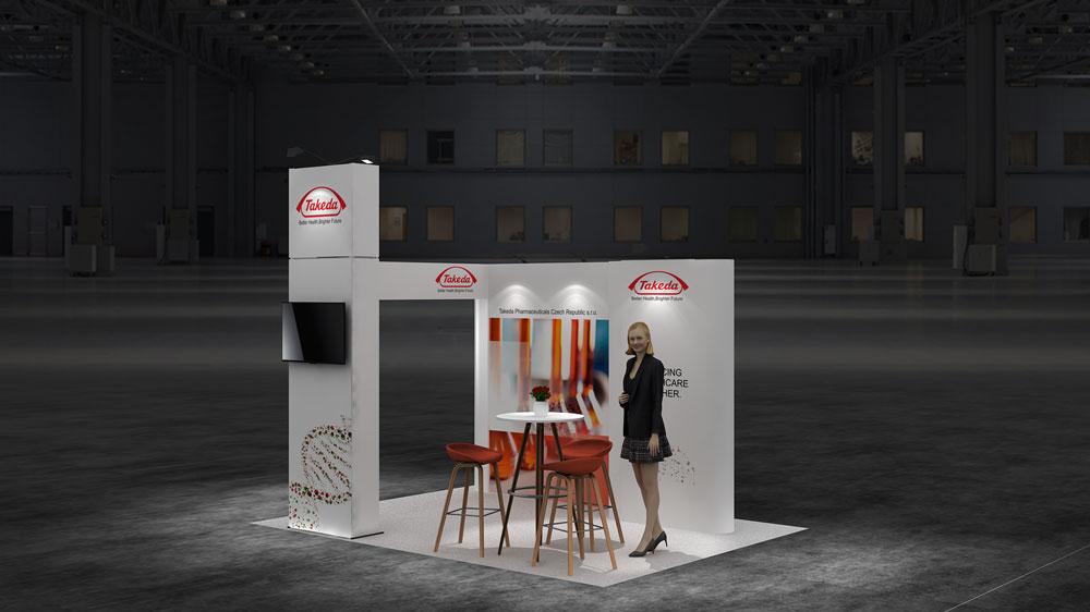 Corner Exhibition Stands Care : M two corner exhibition stands m exhibition stands re