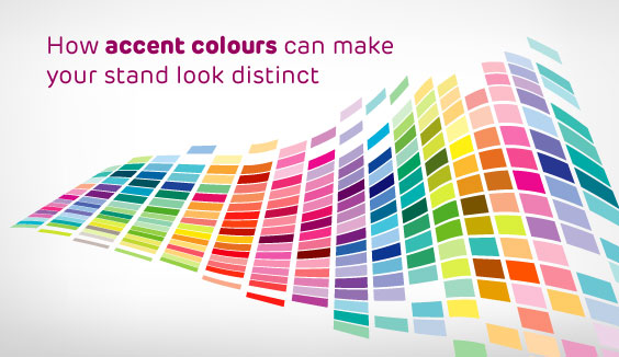 how accent color can make your stand look distinct