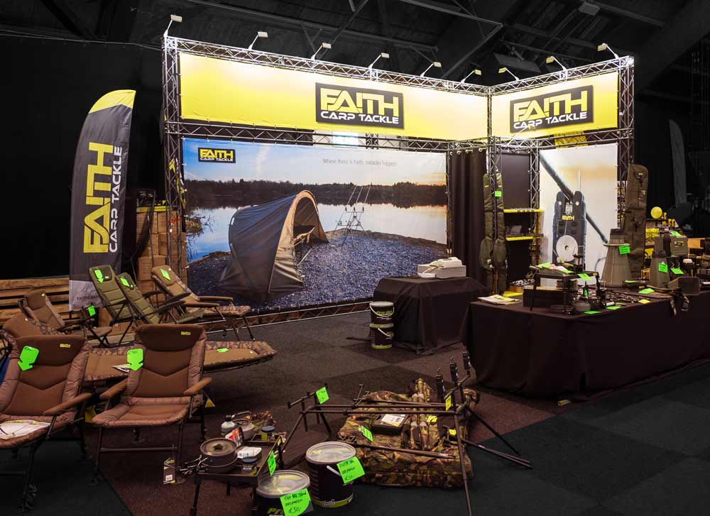 Faith Carp Tackle - Carp Zwolle 2018