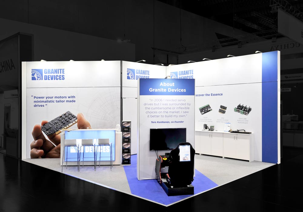 Granite Devices - SPS IPC Drives 2017