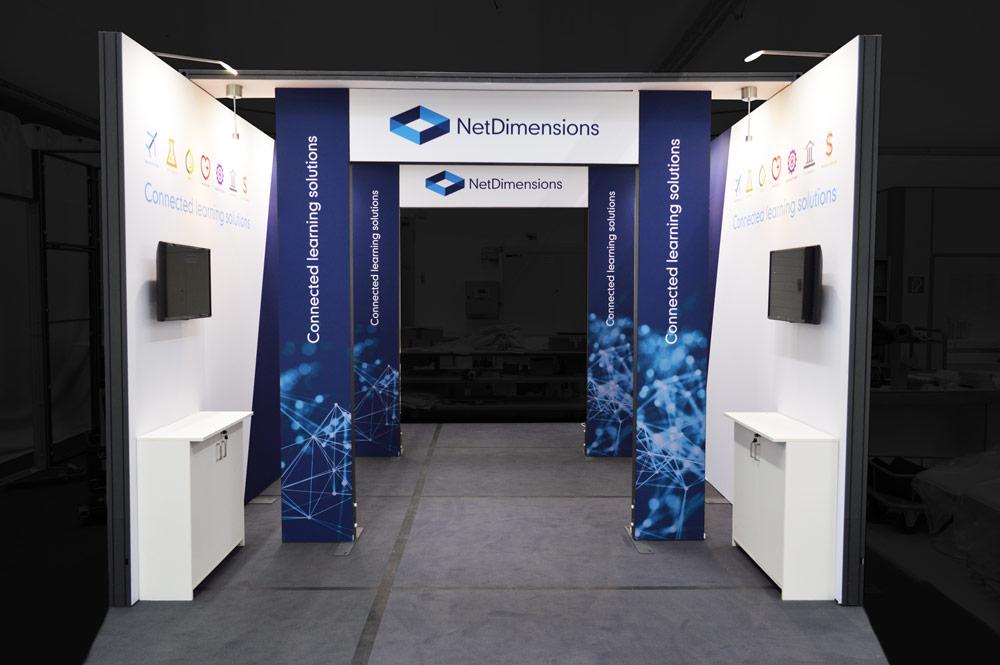 exhibition stand design dubai