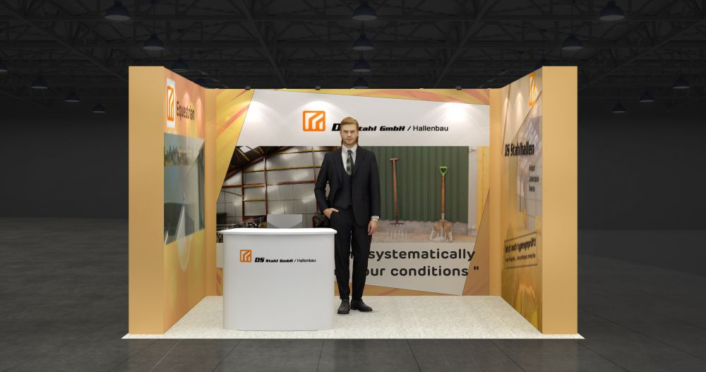 Expo Exhibition Stands Xl : Invitation to our stand in glasstec exhibition bestmakina