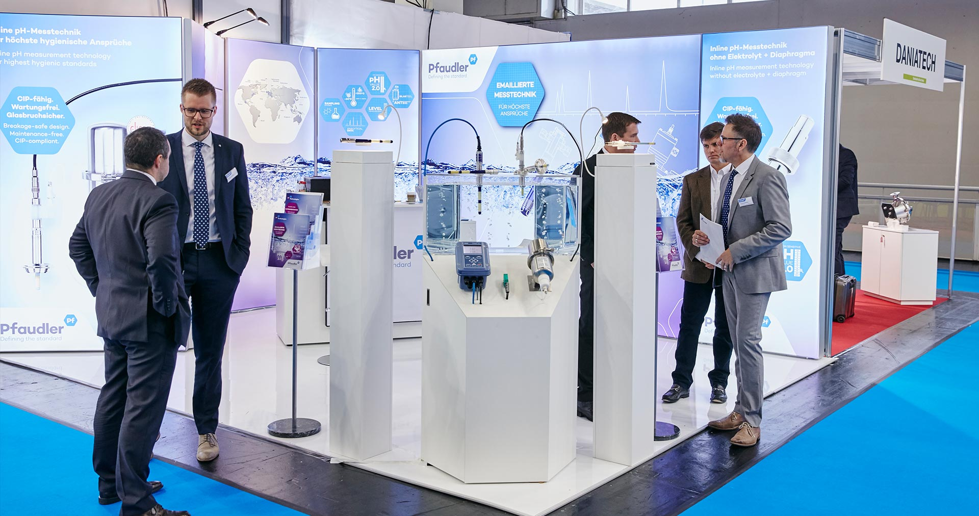 Expo Exhibition Stands Jobs : Pfaudler at anuga foodtec 2018 by expo display service