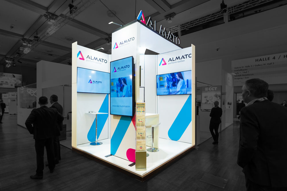 Small Exhibition Stand Questions : View our exhibition stands design portfolio expo display service