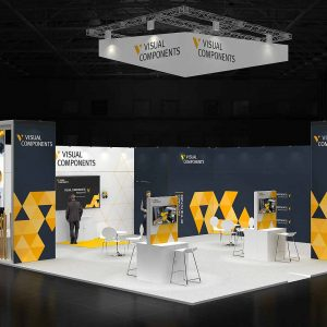 exhibition stand cost
