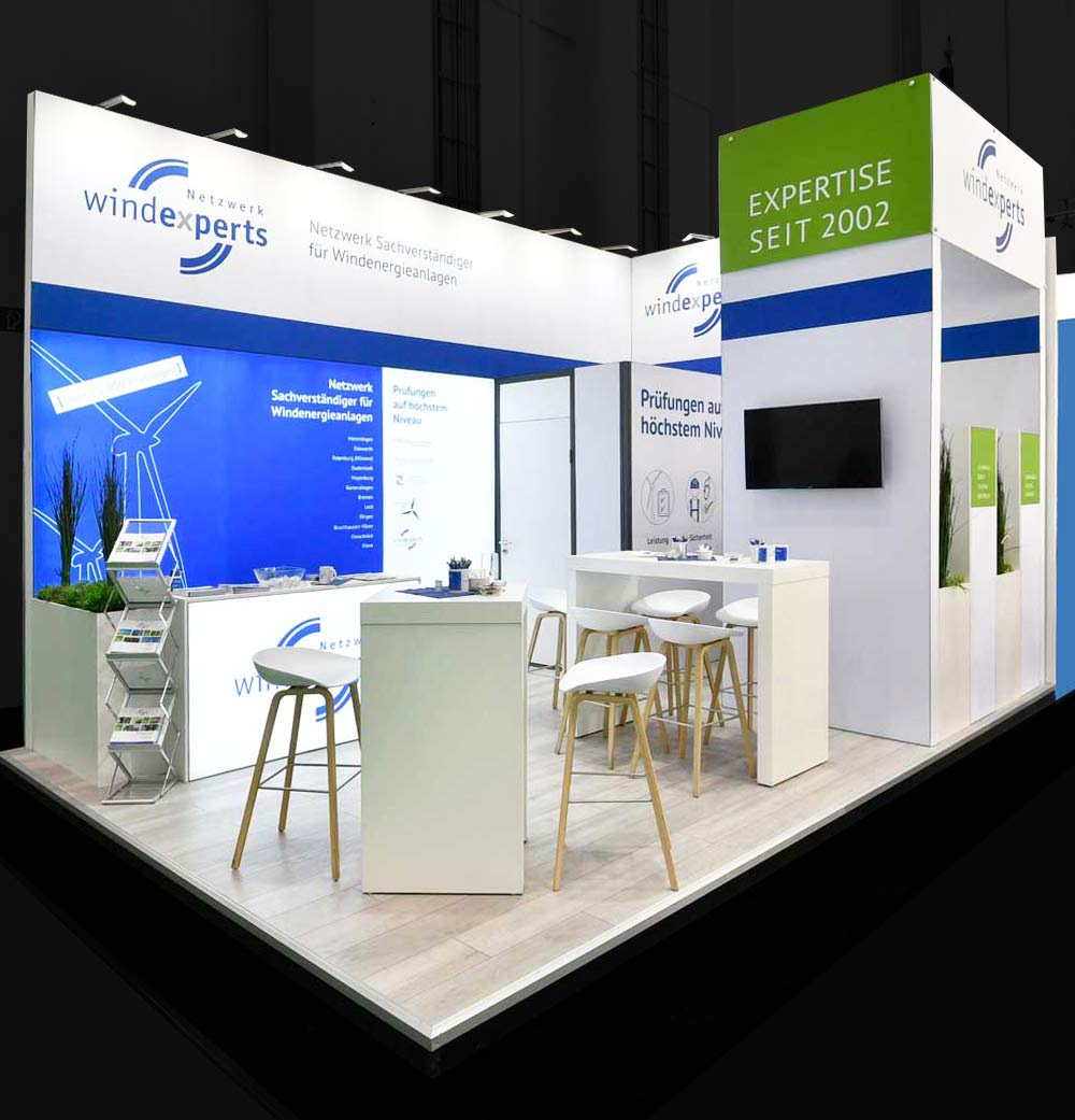 exhibition stand costs