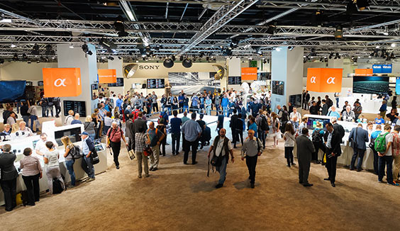 Top 15 Exhibition in Germany
