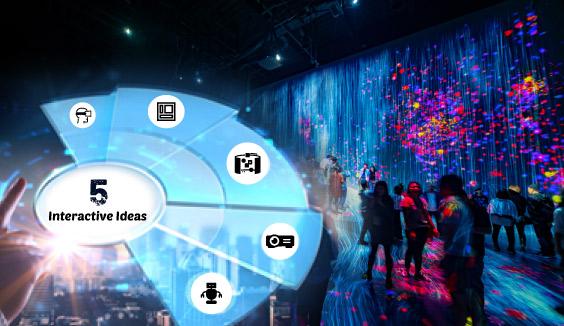 Interactive Trade Show Booth Ideas