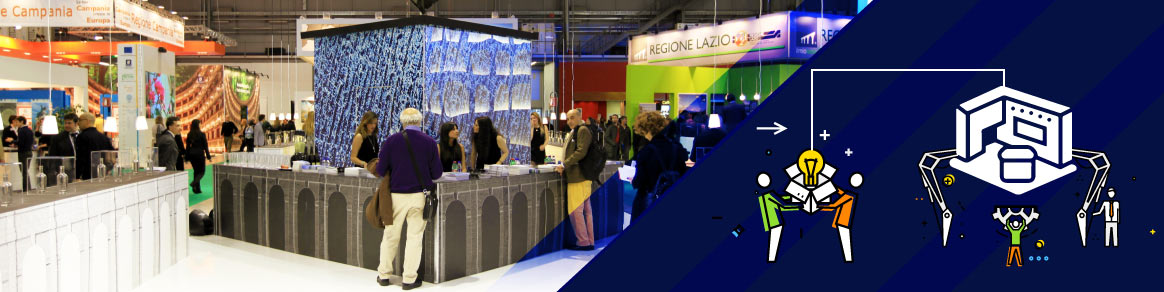 creative benefits of small exhibition stand ideas